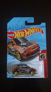 Hot Wheels Fiat 500 Sth