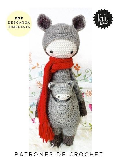 57 Patrones Lalylala + Regalo Crochet Español Amigurumi