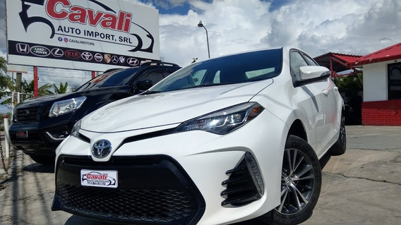 Toyota Corolla S Type Blanco 2018
