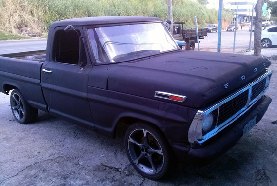 Ford F-100 Ano 77