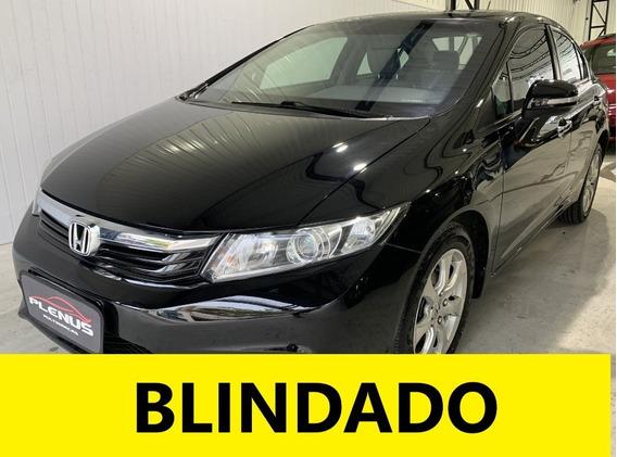 Honda Civic Exs 2012 Blindado