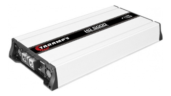 Amplificador 5000w 1 Canal 2 Ohm Taramp´s Hd 5000.2