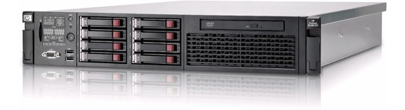Servidor Hp Proliant Dl380 G7 32gb 2 Xeon Quadcore S/trilhos