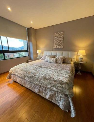 Imagen 1 de 14 de Espectacular Apartamento Poblado El Campestre