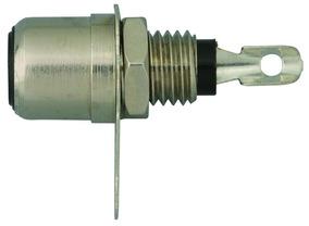 Kit Com 40x Conector Rca Femea Niquel Vermeho E Preto