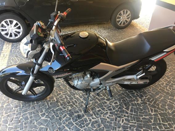 Yamaha Fazer 250 2015 Preta
