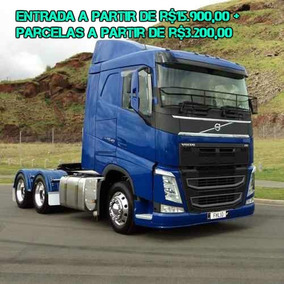 Volvo Fh500 Gobetrotter 6x4 2017