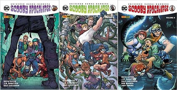Scooby Apocalipse - Volume 2, 3 E 4