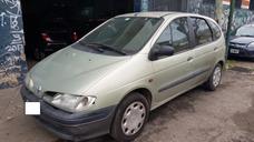 Renault Megane Scenic Rt 1.6 Año 1999 Quemado