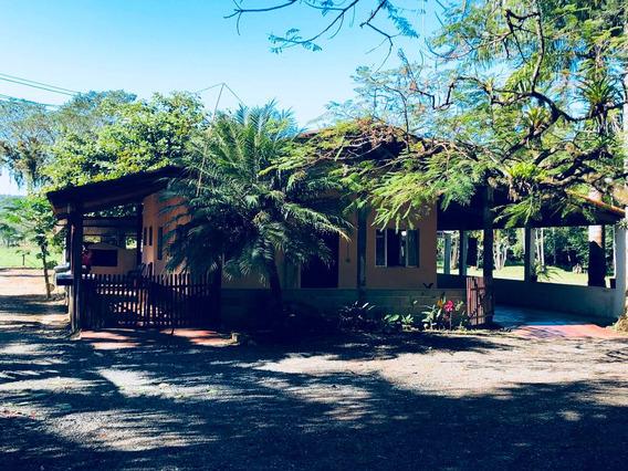 Sitio A Venda No Vale Do Ribeira, 5,7 Alqueires C/ Escritura