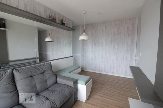 Apartamento No 8º Andar Com 2 Dormitórios E 1 Garagem - Id: 892969964 - 269964