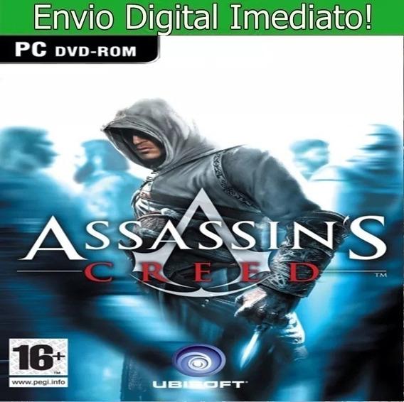 Assassins Creed Pc Hd Envio Imediato!