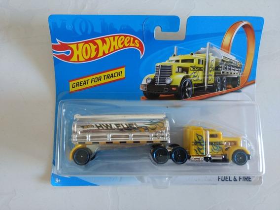 Hot Wheels Caminhão Trucks - Custom Volkswagen Hauler - Bfm6