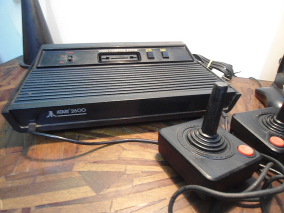 Video Game Atari 2600 - No Estado - Não Testei