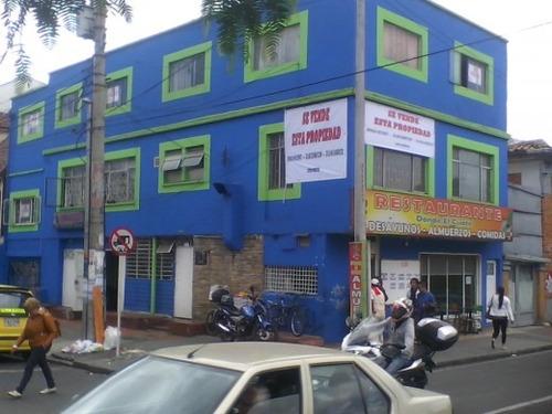 Imagen 1 de 14 de Casas En Venta Teusaquillo 172-800