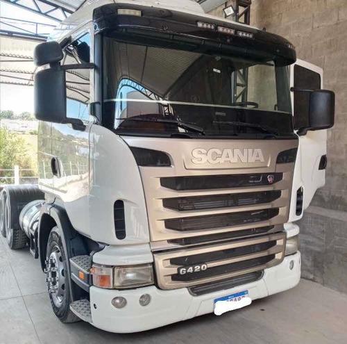 Scania G420 2010