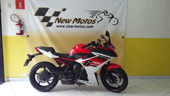 Yamaha Xj 6 F , Segundo Dono 16.000 Km !!!