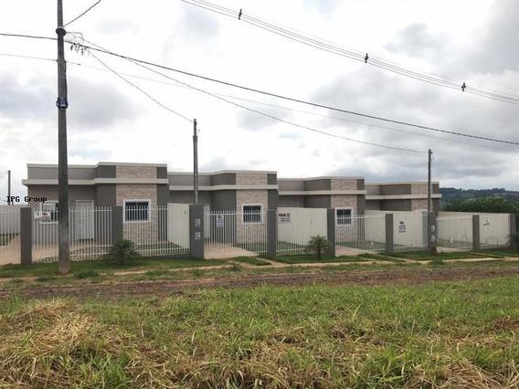 Casa Para Venda Em Ponta Grossa, Chapada, 2 Dormitórios, 1 Banheiro, 2 Vagas - L-0061_1-1121848