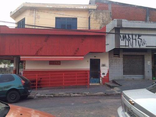Imagem 1 de 11 de Comercial Para Venda, 0 Dormitórios, Jardim Maristela - São Paulo - 1300