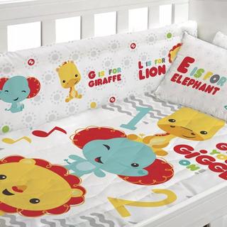 Sabanas Cuna 120x60cm Minnie Mickey Disney Piñata Babymovil