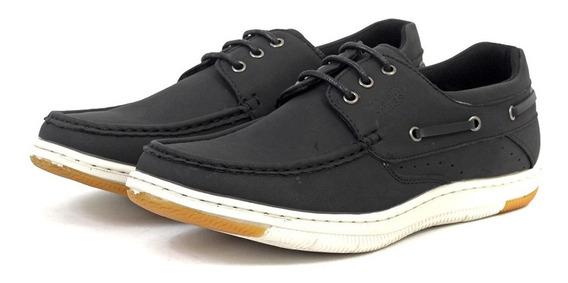 Zapatos Hombre Massimo Chiesa Importado Cuero Ecologico
