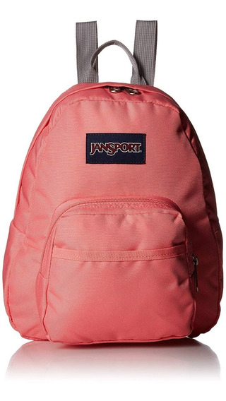Mochila Jansport Half Pint Strawberry Pink
