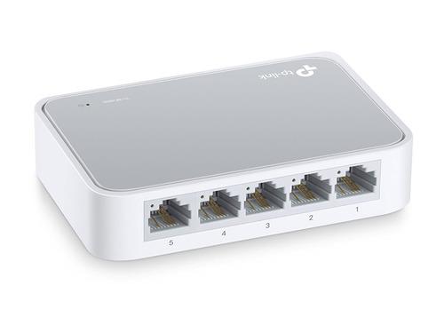Tp-link Tl-sf1005d - Multi Switch De Red Con 5 Puertos