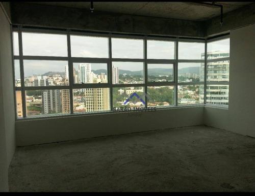 Imagem 1 de 7 de Sala À Venda, 46 M² Por R$ 297.000,00 - Chácara Urbana - Jundiaí/sp - Sa0171