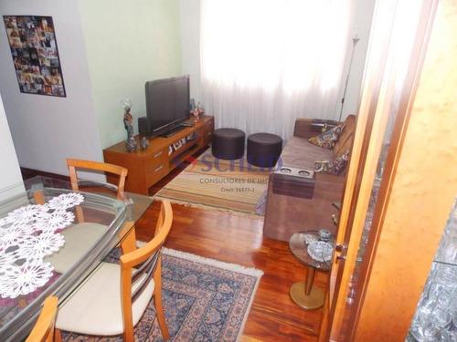 Imagem 1 de 15 de O Apartamento De 68 Metros Quadrados No Bairro Vila Santa Catarina Com 2 Quartos E 1 Banheiro. Fica  - Mc7581