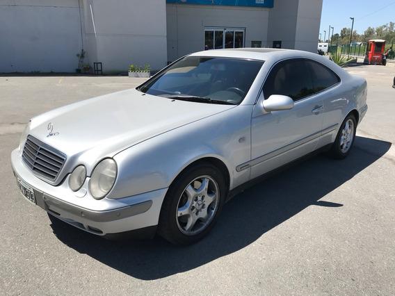 Mercedes Benz Clk 430 Impecable, Motor V8, Las Mas Completa.