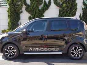 Citroen Aircros 1.6 Glx Flex 5p 2011 Preto Completo