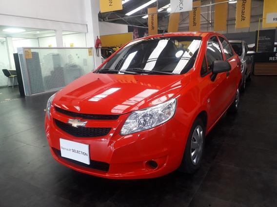 Chevrolet Sail Ls S/a Como Nuevo