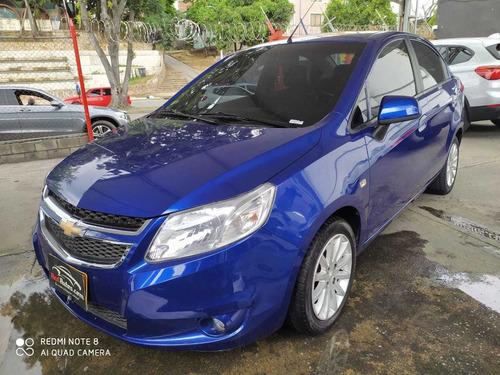 Chevrolet Sail 2018 Ltz Sport Mecanico 1.4 5p Aa 2ab Abs