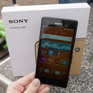 Smartphone Xperia M5 Impecable