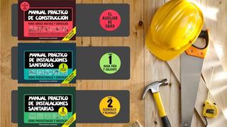 Manual De Construcción / Sanitario X3 Tomos! Envió Ya!