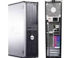Cpu Dell Optiplex 380 Hd 250gb 2gb Dvd