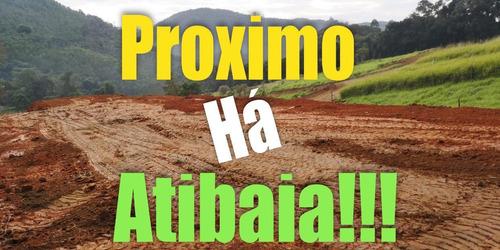 F20- Lote Em Atibaia 14 Minutos Do Centro De Atibaia Confira