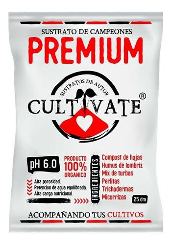 Sustrato Cultivate Premium 25dm