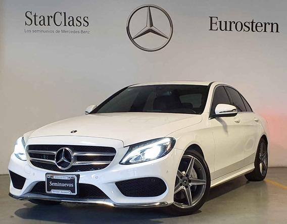 Mercedes-benz Clase C 2018 2p 2.0 C 250