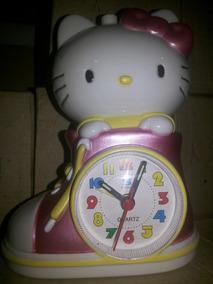 Relogio Hello Kitty Infantil