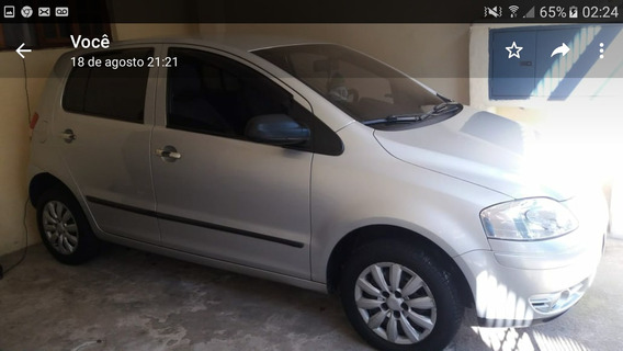 Volkswagen Fox 1.6 Plus Total Flex 5p 2004