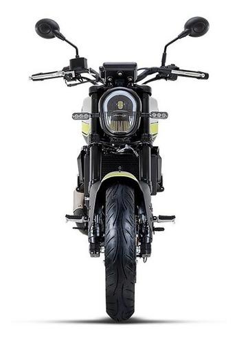 Moto Benelli Leoncino 250 Scrambler