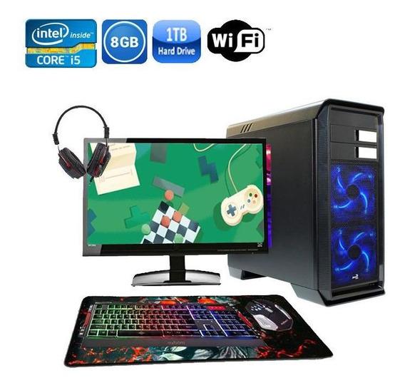 Pc Gamer Completo Maximus Core I5 Gtx 650 Ti 8gb Hd1tb
