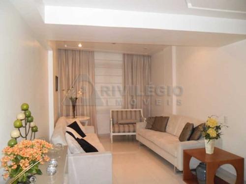 Imagem 1 de 8 de Apartamento À Venda, 3 Quartos, 1 Vaga, Copacabana - Rio De Janeiro/rj - 17508