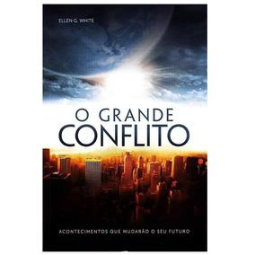 Livro O Grande Conflito - Brochura Cpb (lacrado) Novo