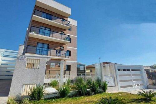 Imagem 1 de 16 de Cobertura Com 4 Dormitórios À Venda, 143 M² Por R$ 699.000,00 - Pedro Moro - São José Dos Pinhais/pr - Co0021