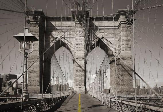 Fotomural Diseño Puente 3,68 X 2,54 Mts 8 Paños