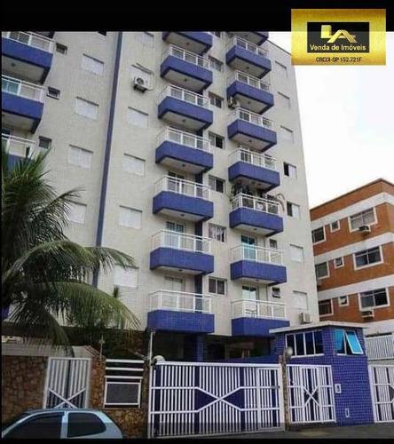 Imagem 1 de 12 de Na Aviação Apartamento A Venda Com Piscina - 1580