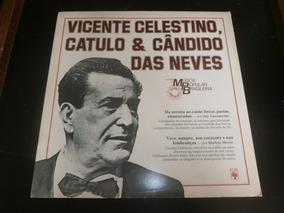 Lp Vicente Celestino, Catulo E Cândido Das Neves, Vinil Mpb
