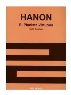 Hanon El Pianista Virtuoso 60 Ejercicios Envío Gratis